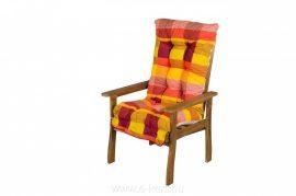 Kerti fotel párnával Relax