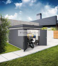 Fém kerti ház hőszigetelt Casanova 3×4